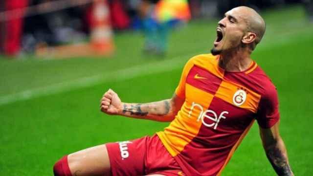 Galatasaray'a Maicon müjdesi!