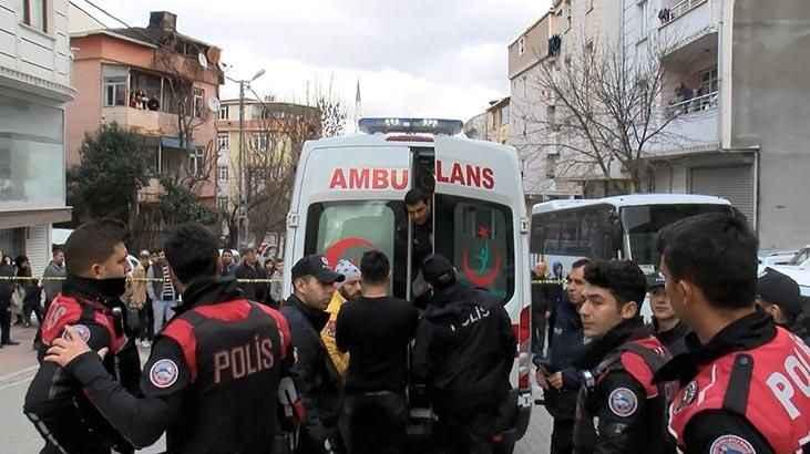 İstanbul'da hareketli dakikalar! Vurularak yakalandı