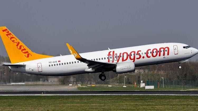 Kazalarla gündeme gelen Pegasus'un yolcu sayısı şaşırttı