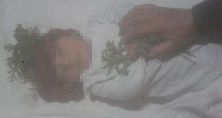 Suriyeli ailenin 7 aylık bebeği Abdulvahip Rahin donarak öldü
