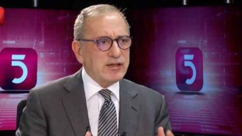Fatih Altaylı: Karaborsada aşı satıldığını duyarsak şaşırmayacağız!