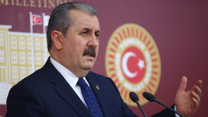 Mustafa Destici'den yeni darbe iddialarına ilişkin açıklama
