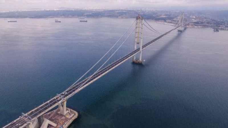 Osmangazi Köprüsü için ödenecek korkunç rakam!