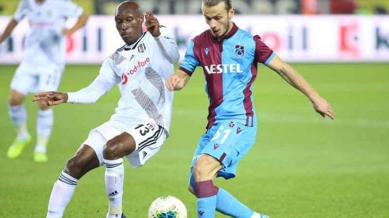 Dev derbide 130. randevu! Beşiktaş-Trabzonspor