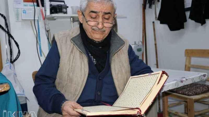 """""""Kur'an-ı Kerim okumadan işe başlamıyorum"""""""
