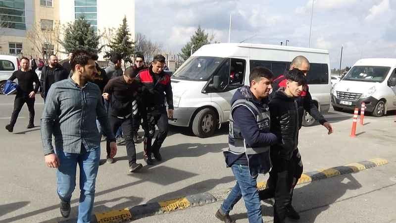 Diyarbakır'da dev hırsızlık çetesi çökertildi!