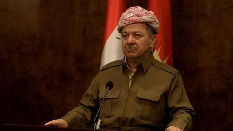 Barzani: ABD, Irak'ı terk ederse 6 ay sonra DEAŞ geri gelir