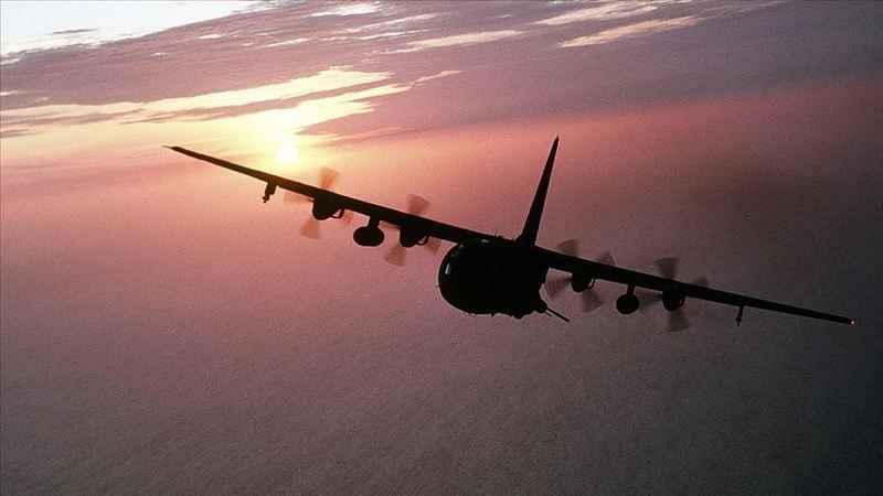 BAE'den Hafter savaşçılarına 43 günde 100 uçak dolusu askeri takviye