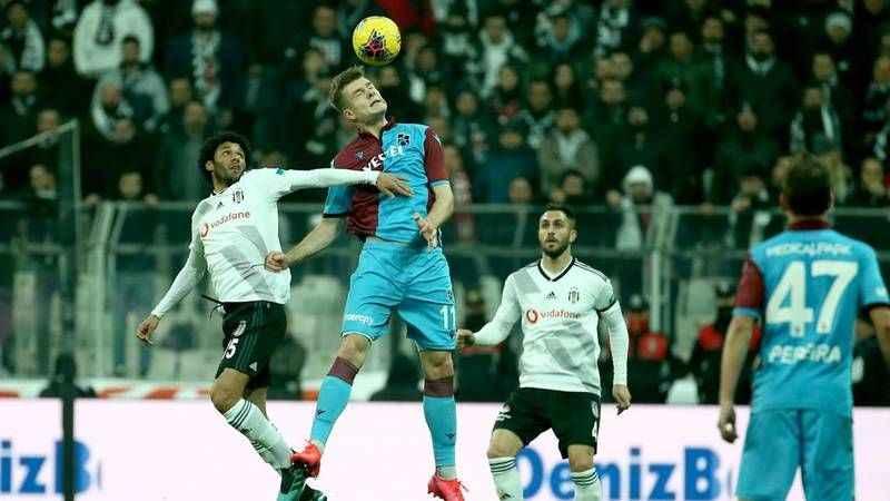 """Trabzonspor, Beşiktaşlı futbolcunun kabusu oldu! """"2 gündür uyumuyorum"""""""