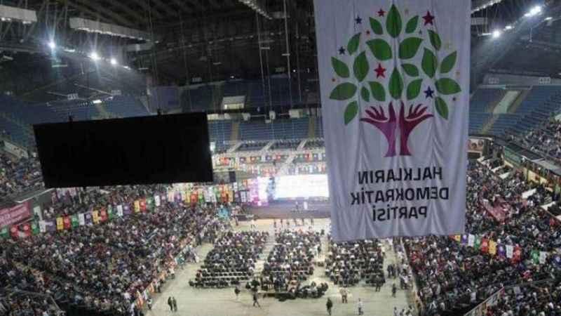 HDP kongresine soruşturma başlatıldı