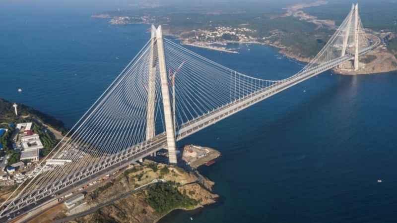 Yavuz Sultan Selim Köprüsü, tüm otoyol ve köprülere bedel!