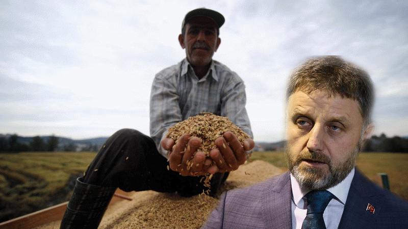 1 milyon 100 bin çiftçiye hukuksuz atama!