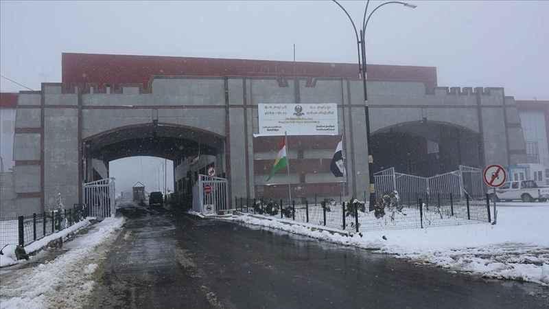 IKBY, İran ile sınır kapılarını ticari geçişlere kısmen açtı