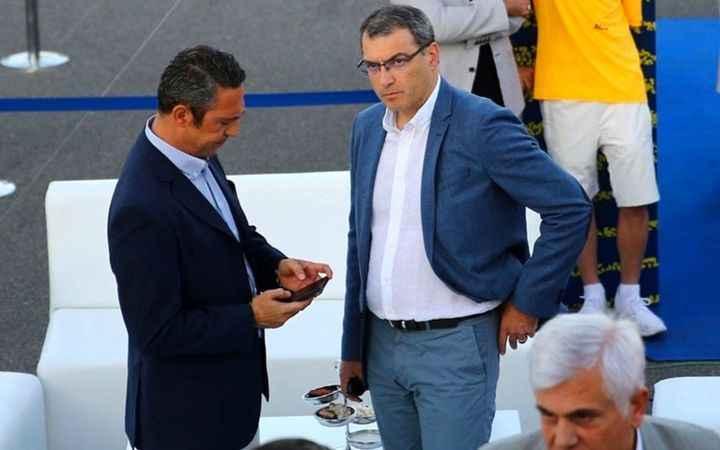 Comolli'den şok sözler! Ali Koç benden ve Ersun Yanal'dan habersiz...