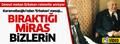 Temel Karamollaoğlu'ndan vefatının yıl dönümünde Erbakan mesajı