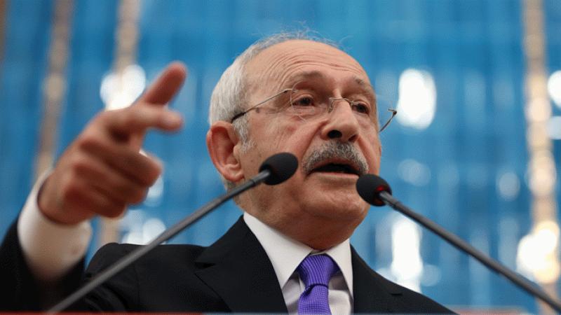 """Kılıçdaroğlu'ndan Biden cevabı: """"Haddini aşmıştır"""""""