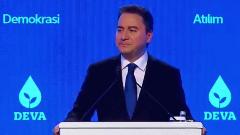 Ali Babacan'dan 'Kürt sorunu' açıklaması