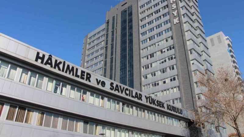 Son dakika.. HSK'dan yaz kararnamesi: Hakim ve savcıların yeri değişti