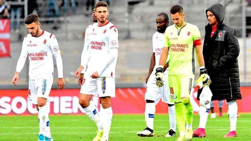 Maaş indirimini kabul etmeyen 9 futbolcu Sion'dan gönderildi!