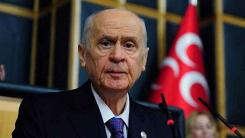 MHP lideri Bahçeli'den 'Koronavirüs' açıklaması
