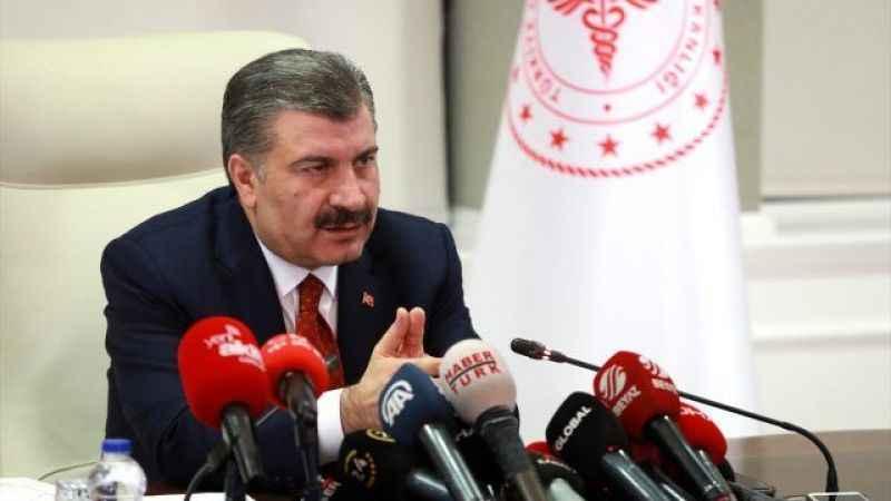 Bakan Fahrettin Koca: Aşıda 65 milyon dozu geçtik