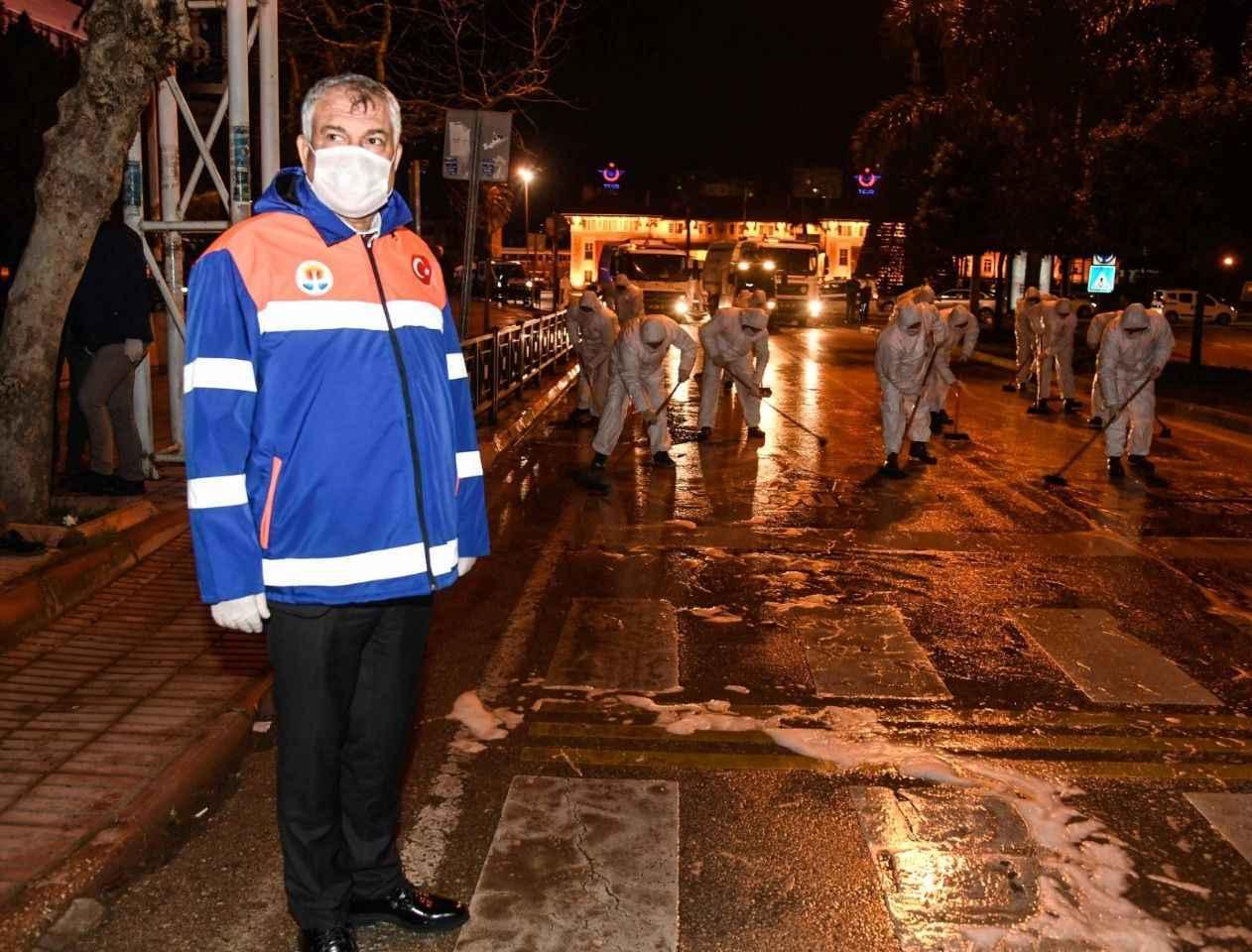 Adana Büyükşehir Belediyesi Koronavirüse karşı seferberlik ilan ...