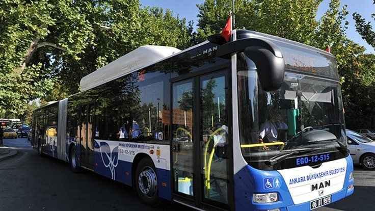 Ankara Büyükşehir Belediyesi'nden toplu taşıma açıklaması