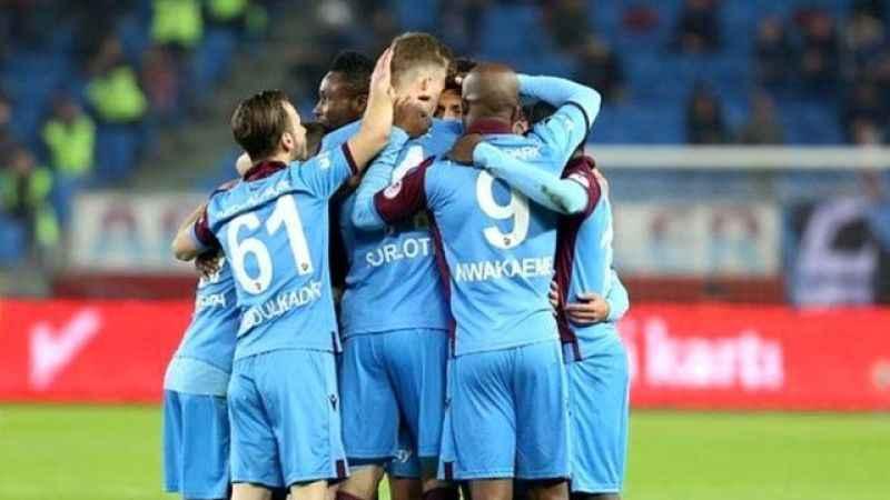 Trabzonspor'da sarı kart tehlikesi!