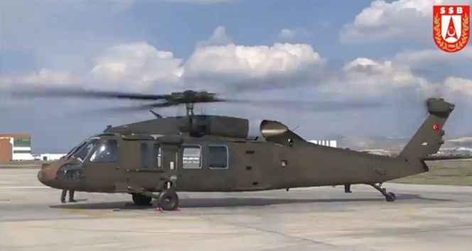 Savunma Sanayii Başkanlığı'ndan 'T-70 helikopter' açıklaması
