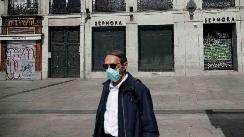 İspanya'da koronavirüs kaynaklı can kaybı Çin'i geçti