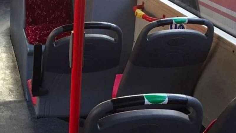 İzmir'de toplu taşımada 'yeşil koltuk' uygulaması başladı!
