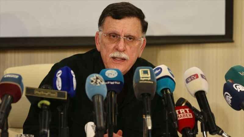 """Libya Başbakanı Serrac'dan """"Barış Fırtınası"""" operasyonu açıklaması"""