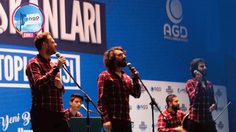 AGD'den sosyal medyada mini canlı konserler ve programlar