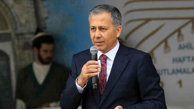 Vali Ali Yerlikaya'dan önemli açıklama