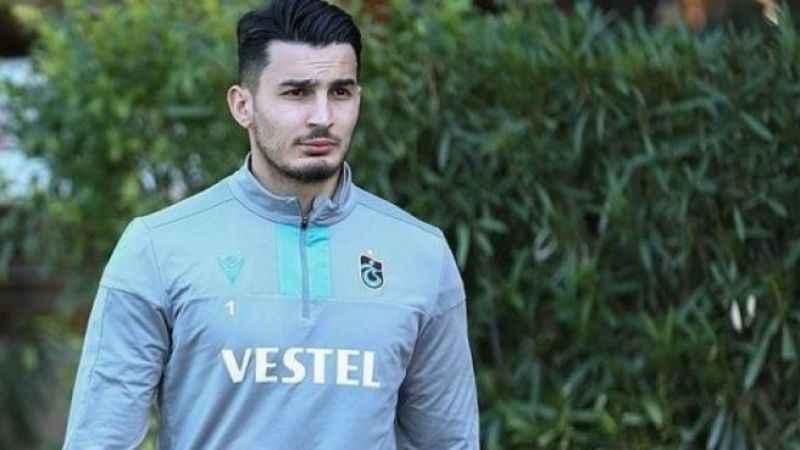 Trabzonspor kalecisi Uğurcan Çakır idmanda şov yaptı!