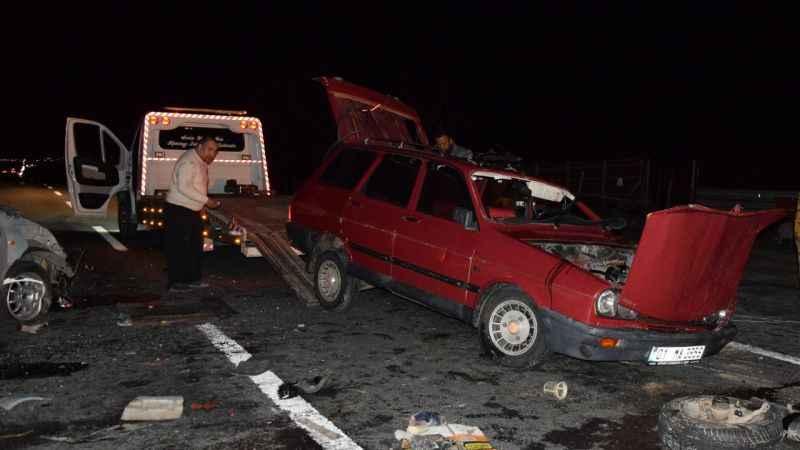 Konya'da üzücü kaza! 1 ölü, 3 yaralı