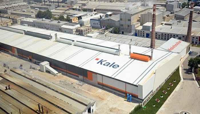Kale seramik fabrikalarında üretimi durdurdu