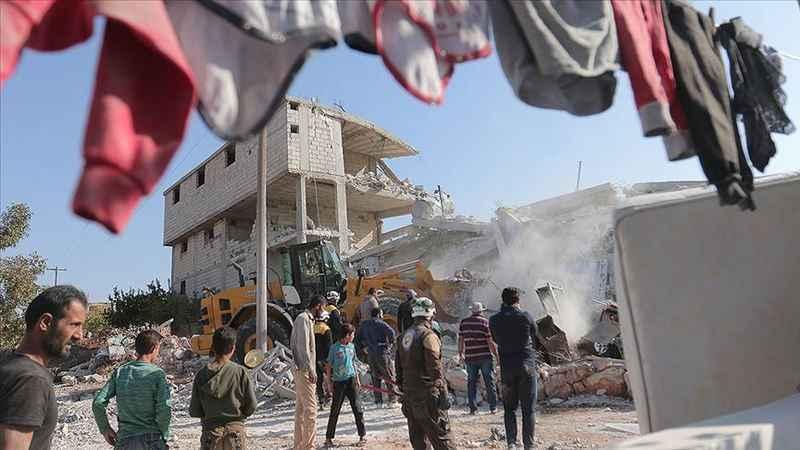 Suriye'de geçen ay 145 sivil hayatını kaybetti