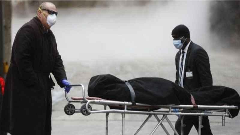 ABD'de koronavirüs nedeniyle ölümlerin sayısı 60 bini geçti