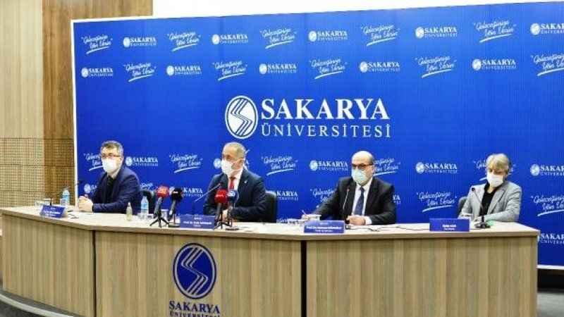 Sakarya Üniversitesi'nden büyük başarı! Covid-19 test kiti üretti ...