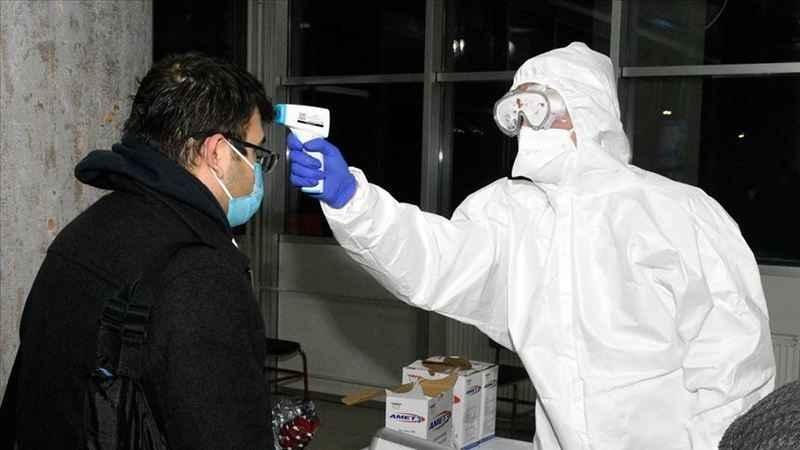 Belçika'dan getirilen 245 kişi Gümüşhane'de karantinaya alındı