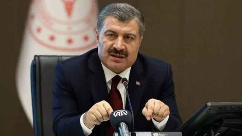 Bakan Fahrettin Koca'dan artan vaka sayısı hakkında flaş uyarı
