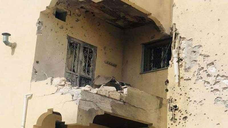 Libya'da Hafter savaşçıları sivilleri bombaladı: 2 ölü