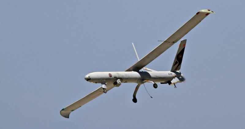 Filistinli direnişçiler, İsrail'e ait insansız hava aracını düşürdü