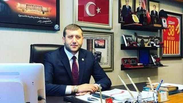 MHP'li milletvekilinden Cumhurbaşkanı Erdoğan'a tepki!