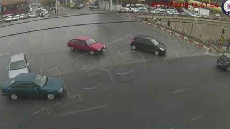Malatya'da trafik kazaları mobeseye yansıdı