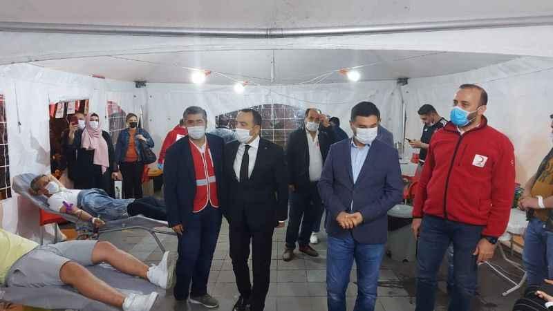 Sinop Dernekleri Federasyonu'ndan anlamlı etkinlik!