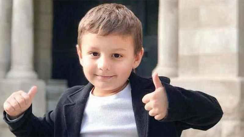 'Edison' lakaplı 5 yaşındaki Eren, ABD'nin en prestijli okuluna alındı
