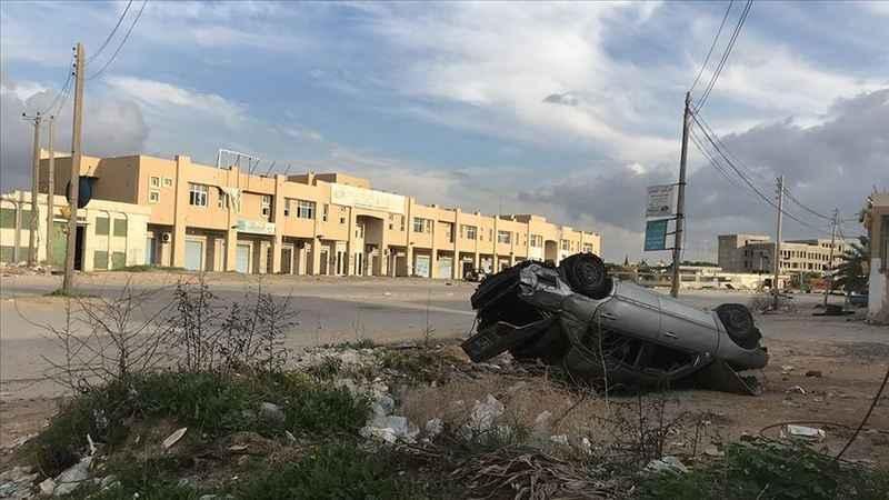 Hafter güçlerinin tuzakladığı patlayıcılar iki sivili öldürdü