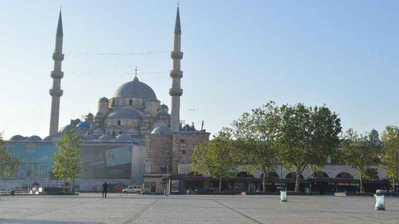 İstanbul'da alışılmadık bayram sabahı!